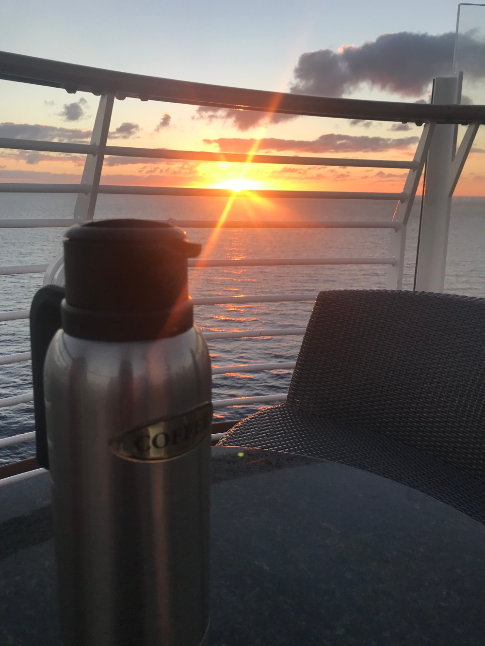 Cruise Line Coffee Hack – Once Upon a Blog