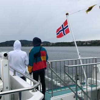 Bergen Boat