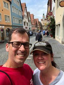 Cam & Dena Rothenburg Street