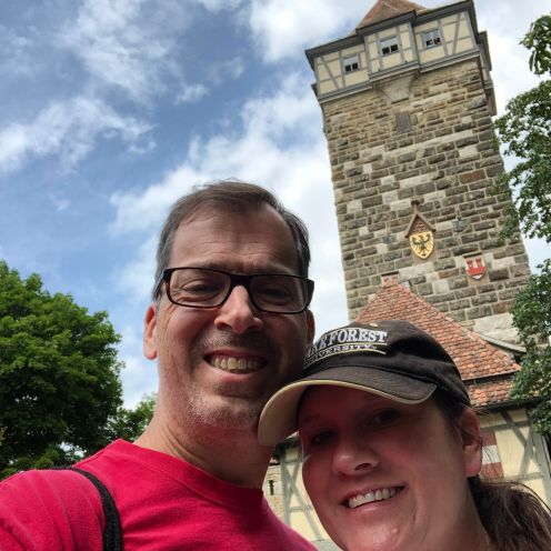 Cam & Dena Tower Rothenburg
