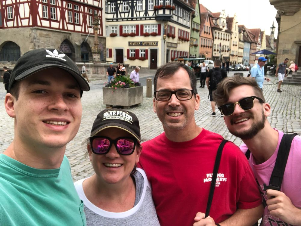 Family Rothenburg