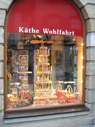 Kathe Shop Rothenburg