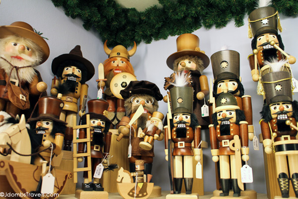 Nutcrackers Rothenburg