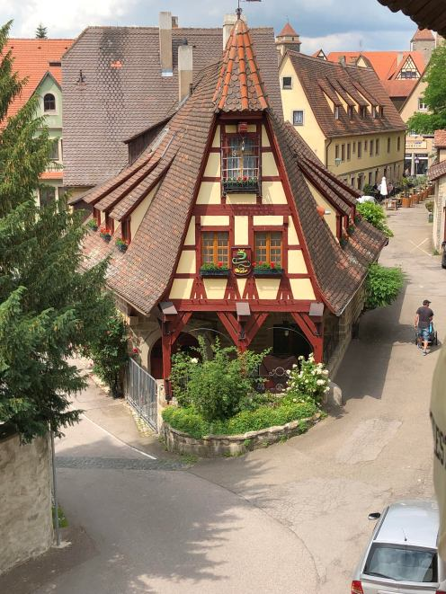 Rothenburg Cute House